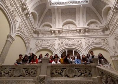 Visita al Museo Provincial. Interior (1)