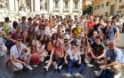 VIAJE DE ESTUDIOS A ITALIA 2019