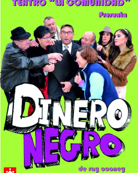 """DINERO NEGRO llega a Salesianos La Almunia de la mano del grupo """"LA COMUNIDAD"""""""