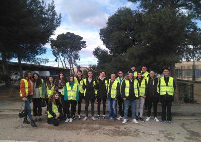Visita a la Depuradora de Zaragoza2.