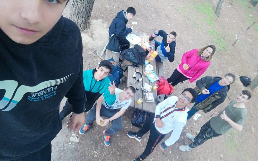 Excursión a la Ermita de Cabañas