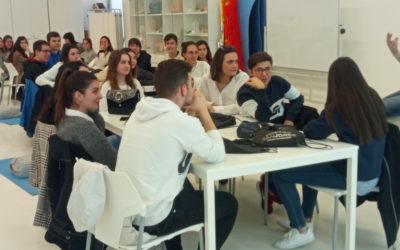 2º de Bachillerato visita la Universidad San Jorge
