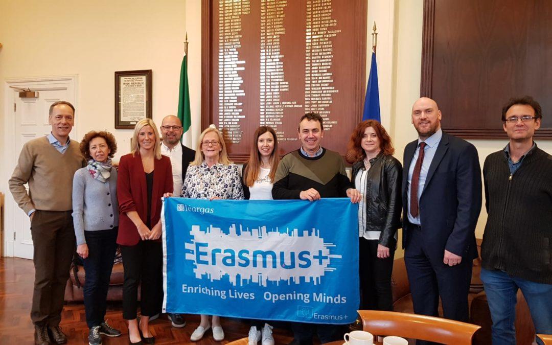 ERASMUS EN IRLANDA